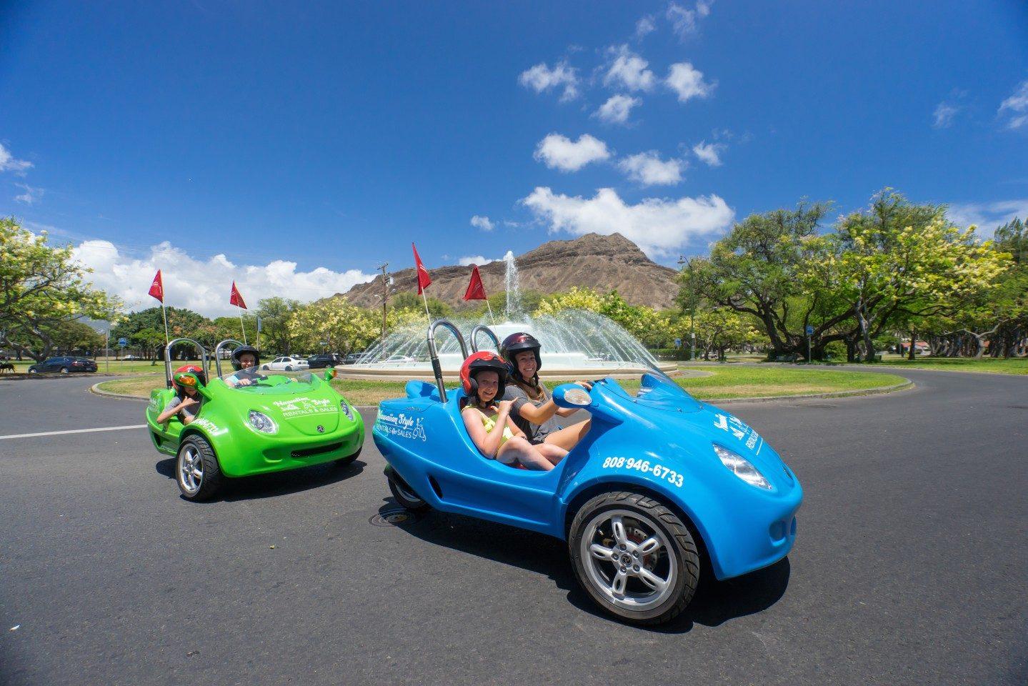 Oahu Hawaii Car Dealerships